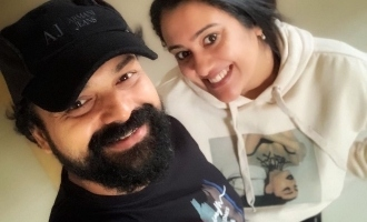 """With my CAPtain Lady,"" Kunchacko Boban shares a lovely pic with wifey!"