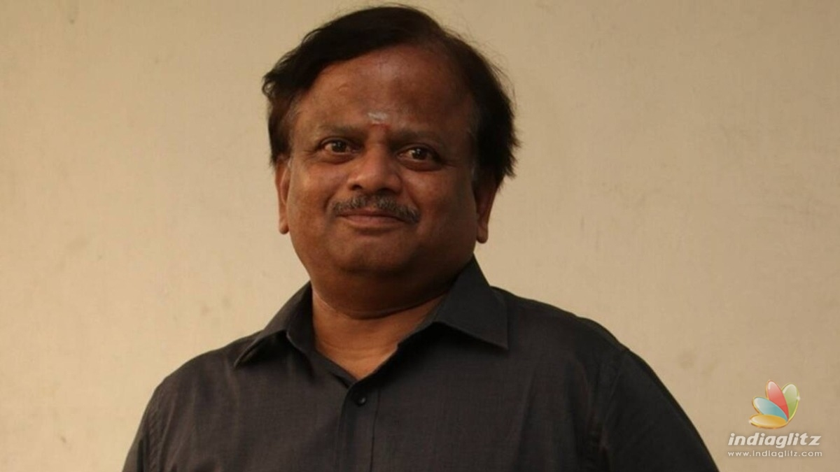Director KV Anand passes away!