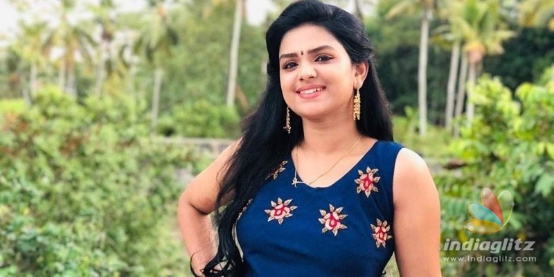 Popular young serial actress absconds