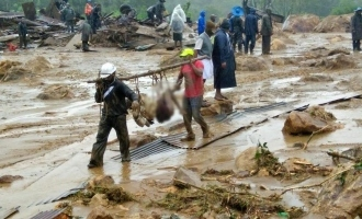 Munnar landslide: Death toll touches 22