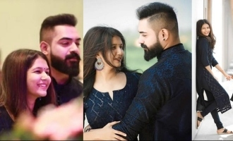 Wedding bells for Uppum Mulakum fame Juhi Rustagi? ROMANTIC PICS