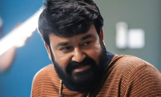 It's a wrap for Mohanlal's next 'Alone'