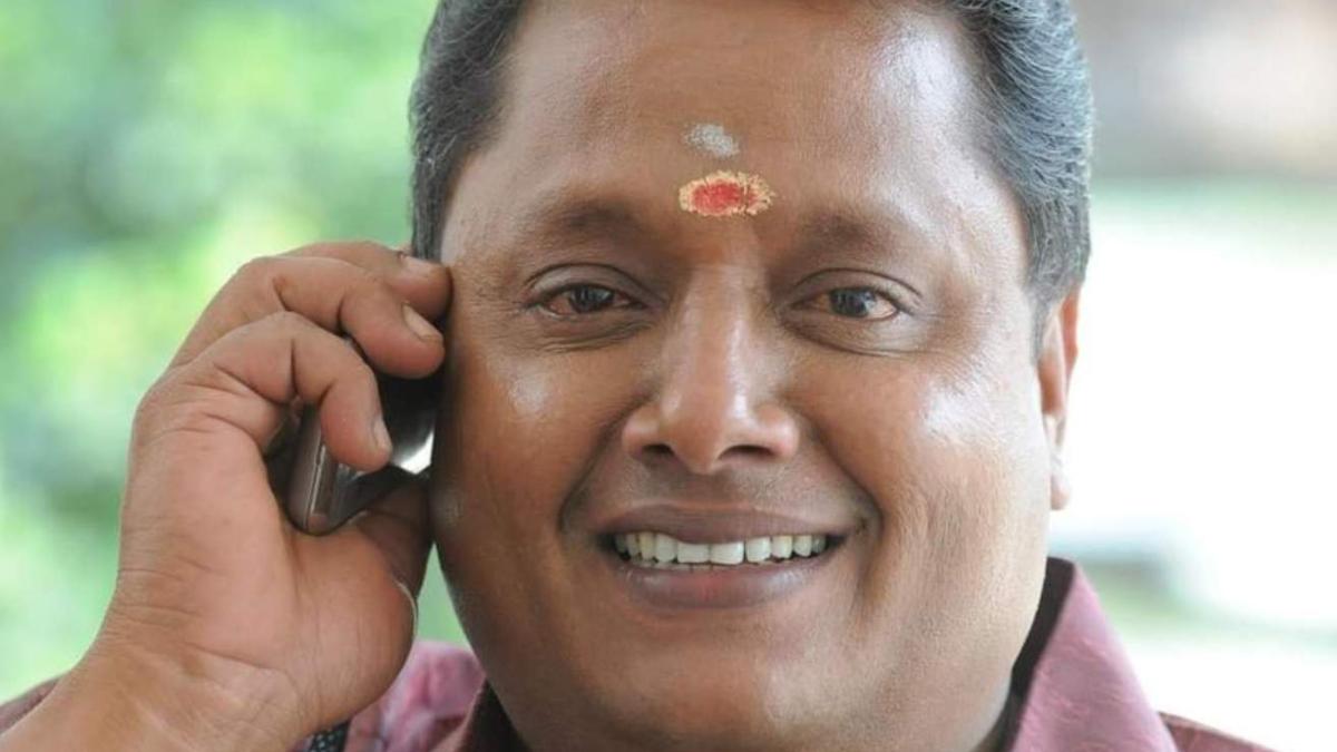 Senior makeup artist Jayachandran passes away