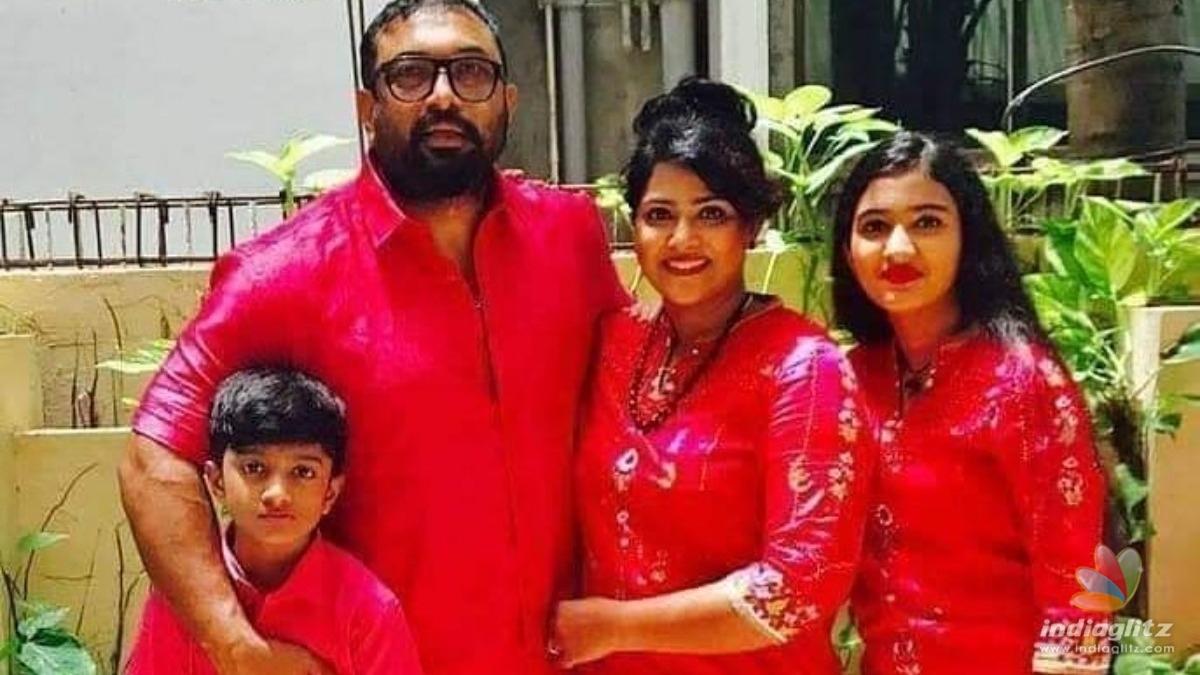 Viral pic: Celeb couple Baburaj and Vani Viswanath hit the gym together