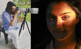 Mammootty clicks photographs of Manju Warrier, pics go VIRAL!