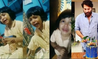 WATCH: Video of little girl complaining about Mammootty