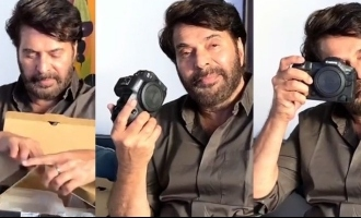 WATCH: Mammootty's long time dream comes true!