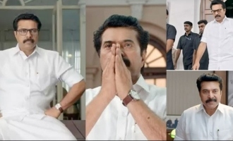 Mammootty's 'One' movie teaser is trending