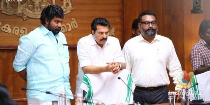 One Teaser: Mammootty astonishes once again!