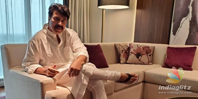 WATCH: Mammoottys long time dream comes true!