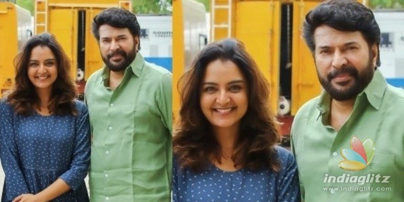 Its a wrap for Manju Warriers much-awaited movie