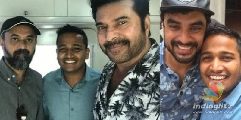 Wow! Mammootty to team up with Tovino Thomas