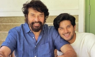 Mammootty's 70 birthday: Son Dulquer Salmaan pens a lovely note