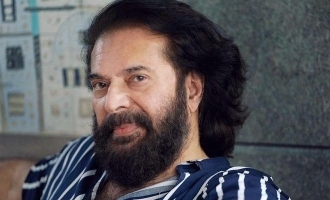Mammootty shares a rare throwback picture