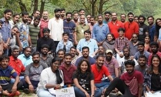 It's a wrap for Mammootty-Parvathy's Puzhu