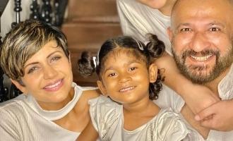 Popular actress adopts a baby girl