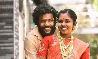 SEE PIC: Darbar actor Manikandan Achari names his newborn son
