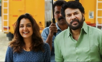 The Priest: Manju Warrier joins Mamootty