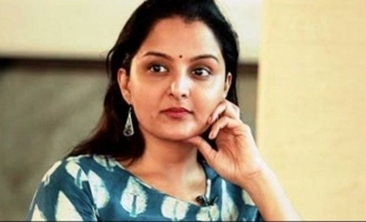 Manju Warrier clarifies FAKE news!