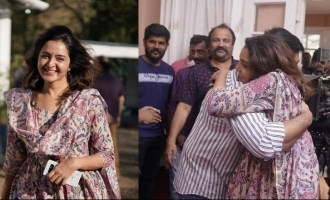 manju warrier madhu warrier movie lalitham sundaram shoot begeins