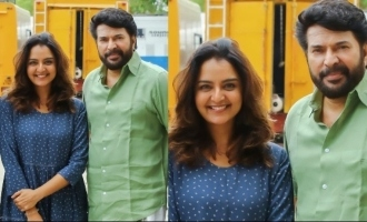 Shoot for Mammootty-Manju Warrier's 'The Priest' resumes!