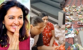 Lockdown: Manju Warrier helps 50 transgenders