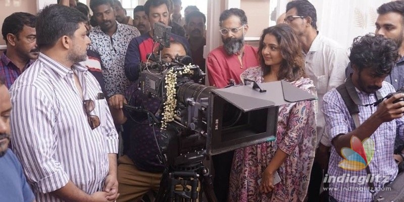 Manju Warriers movie to be reshot from scratch!