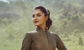 Actress Manju Warrier's latest photoshoot is bold and stunning!