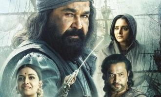 Finally! Mohanlal's Marakkar: Arabikadalinte Simham gets a release date!
