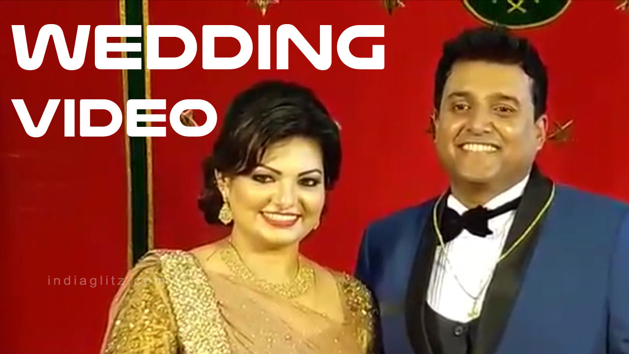 Sandra Thomas wedding attended by close celebrity friends Video | Vijay Babu, Ann Augustine