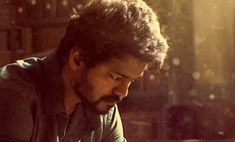 Master Update: Thalapathy Vijay's 'Lockdown' special poster goes VIRAL