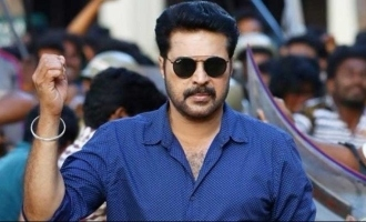 Mammootty is now the Russian Megastar; a new record!