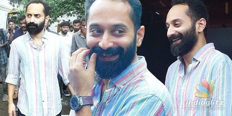 Fahadh Faasils Malik release date fixed?