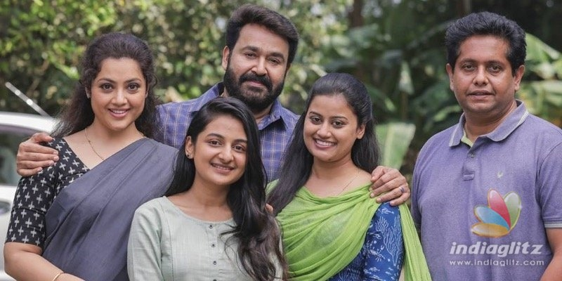 Drishyam 2: When Mohanlal and Meena maintained social distance