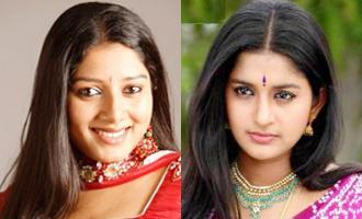 Anumol in Meera Jasmine starrer '10 Kalpanakal'