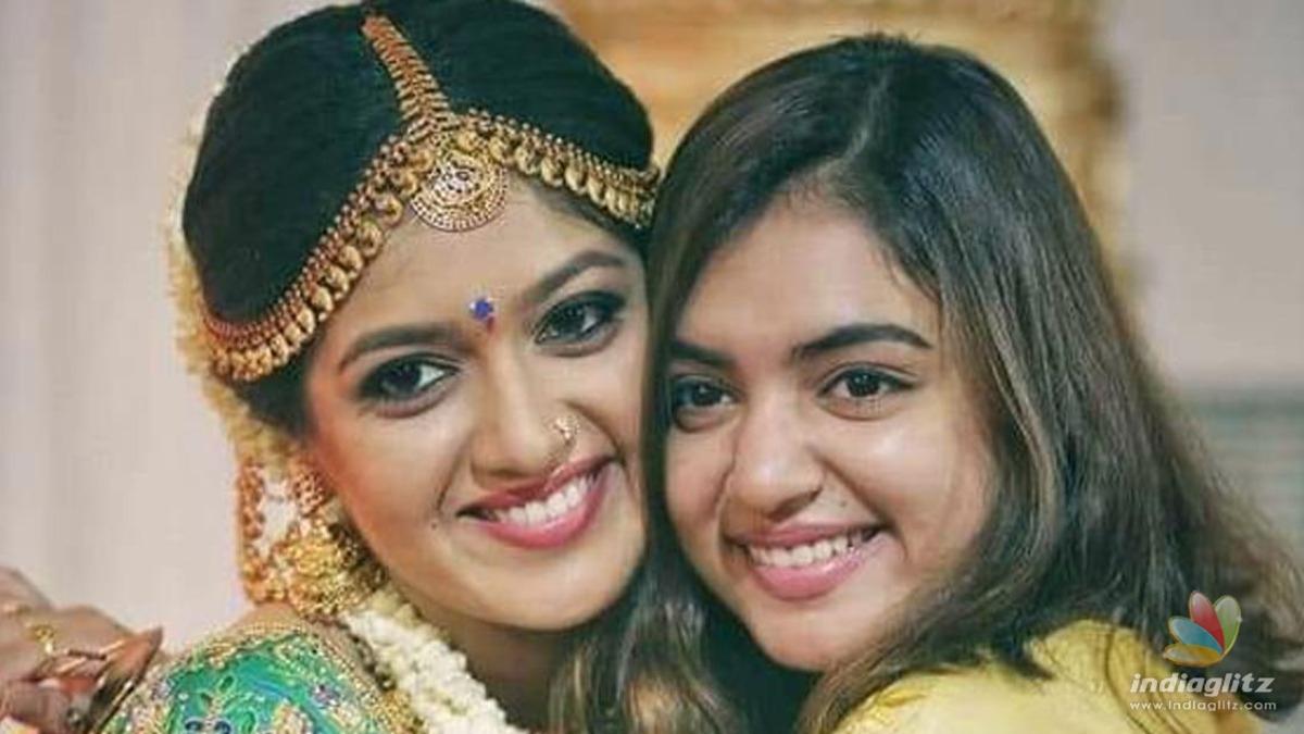 Nazriya pens a heartfelt birthday note for Meghna Raj