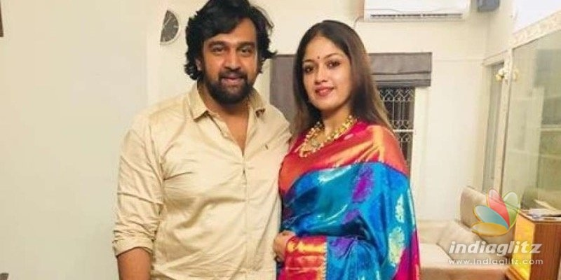 Nazriya shares a throwback pic with Meghna Raj and Chiranjeevi Sarja