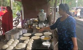 Meet Kerala's sensational 'Parotta girl' Merinda