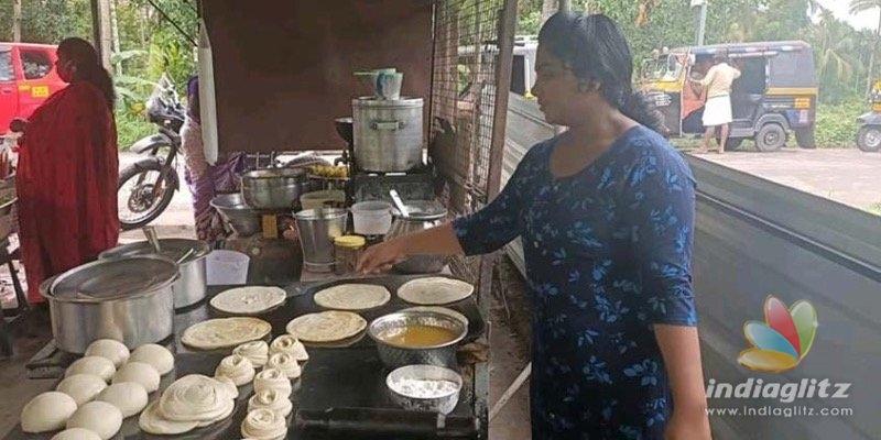 Meet Keralas sensational Parotta girl Merinda