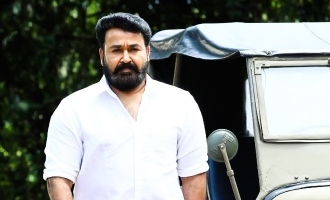 Mohanlal's next political thriller in Tamil!