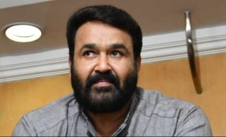 Mohanlal unveils Mollywood's controversial movie's first look poster!