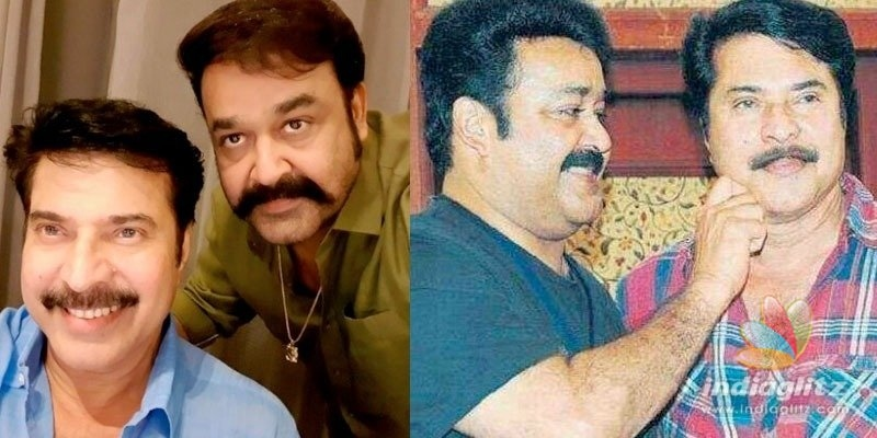 Why should I compete with Mammootty?, asks Mohanlal