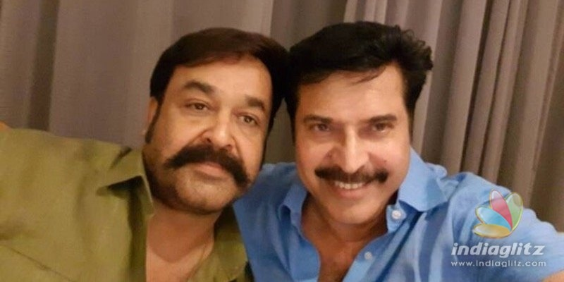 Mohanlals birthday wishes for Mammooty goes VIRAL