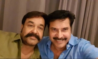 Mohanlal's birthday wishes for Mammootty goes VIRAL