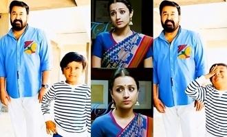 Mohanlal-Trisha's 'Ram' release date fixed?