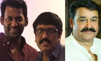 After Hansika, now Vishal joins Mohanlal's Villain