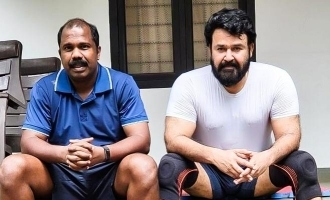 Mohanlal joins the shoot of '12th Man'