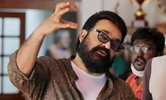 Barroz: Mohanlal shares a glimpse from the sets