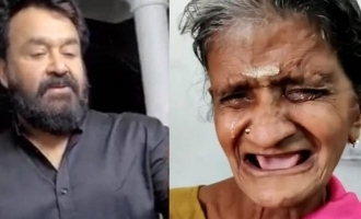 WATCH: Mohanlal's surprise video call to an elderly woman go viral