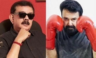 Mohanlal to shed 15 kilos to turn a boxer!